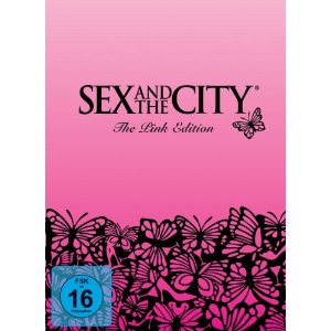 [Amazon] Sex and the City: The Pink Edition (19 DVDs) für 45,95€ inkl. Versand