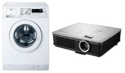 LG BX327 3D DLP Projektor nur 399€ inkl. Lieferung & AEG Electrolux Lavamat Energieeffizienzklasse A nur 389€