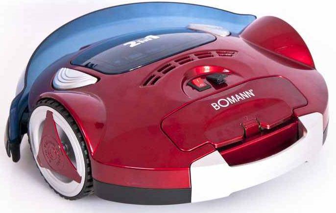 [ebay Wow] Staubsaugerroboter: Bomann BSR 913, inkl. Versand 59€