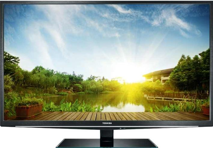 [ebay Wow] 3D 32er TV: Toshiba 81cm, 200Hz AMR, DVB T/C, CI+, DLNA, Web TV, inkl. Versand 349€