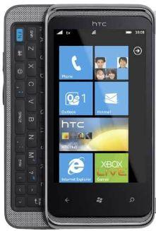[ebay Wow] Windows Smartphone:  HTC 7 Pro mit 8GB GPS 5MP Kamera, WLan, Bluetooth inkl. Versand 199,90€
