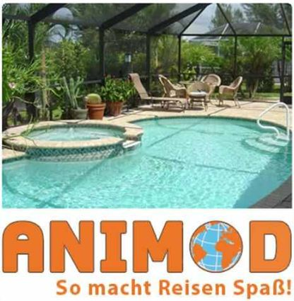 [ebay Wow] Animod Hotelgutschein: 8 Tage in einer ANIMOD Villa in Cape Coral / Florida USA 499€