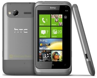 [ebay Wow] Windows Smartphone: HTC RADAR metal silver, mit 8GB GPS 5MP Kamera, WLan, Bluetooth inkl. Versand 199,90€