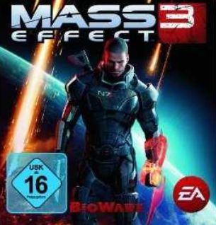 [Amazon] Hot! PS3 Aktion: Mass Effect 3 inkl. Versand 24€