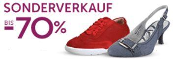 [Amazon] Schuhalarm! Sonderverkauf mit bis zu 70% Rabatt auch auf Taschen.