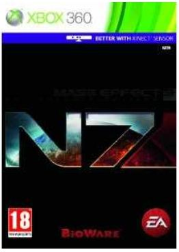 [Amazon WHD] XBox 360 Game: Mass Effect 3 N7   Collectors Edition inkl. Versand nur 32,87€