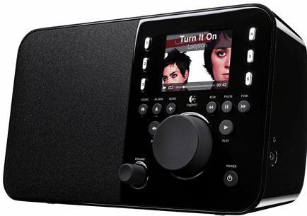 [ebay Wow] WLAN Radio: Logitech Squeezebox für inkl. Versand nur 99,99€