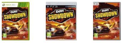 DiRT Showdown (Xbox 360 & PS3) für ca. 5,80€ inkl. Versand