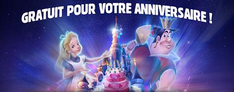 [Tipp!] 1 Woche freier Eintritt für Geburtstagskinder im Disneyland Paris