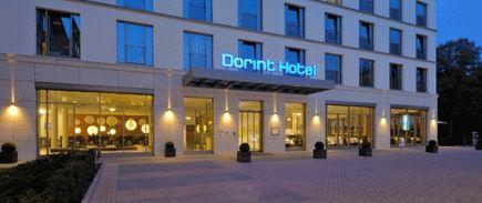[HRS Deal] Hamburg: 4*Hotel Dorint Hamburg Eppendorf Übernachtung (Doppelzimmer) für 59€ pro Nacht