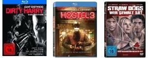 Amazon Tagesaktion: DVDs & Blu rays reduziert