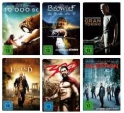 (Fehler?) DVD Rabatt Aktion! 4 DVDs kaufen – nur 2 bezahlen (6 kaufen nur 3 bezahlen...etc)+ keine Versandkosten
