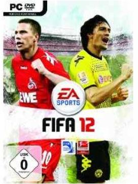 [Amazon] PC Game Knaller: FIFA12 & gratis UEFA 2012 AddOn, inkl. Versand nur 19€