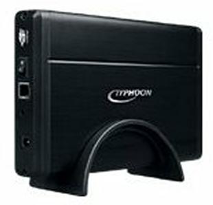 [Amazon] Festplattengehäuse: USB3.0 Thyphoon SuperSpeed 3,5 für 12,99€
