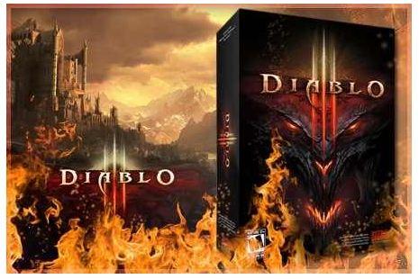 [Groupon] Diablo III Download Key: Vorbestellerangebot,  für PC und Mac, inkl. Versand 41,99€