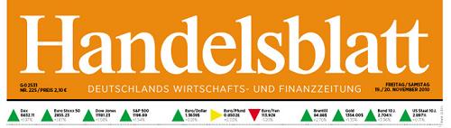 [e fellows] Handelsblatt Jahresabo kostenlos für Studenten