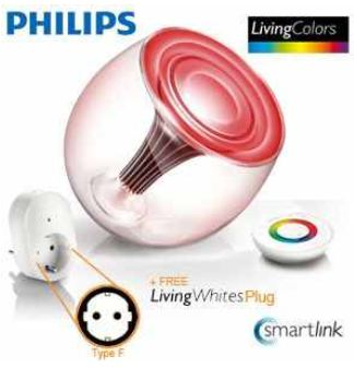 [iBOOD] Philips Living Colors: mit Living Whites Adapter, inkl. Versand 80,90€