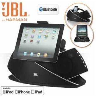 [iBOOD] iOS Lautsprecher Dock: JBL High Performancer mit Bluetooth inkl. Versand 305,90€ (Vergleich 370€)