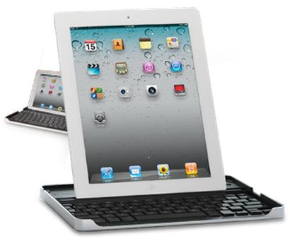 [Testaktion] Logitech Keyboard Case: für iPad2 und 3 inkl. Versand nur 41,95€
