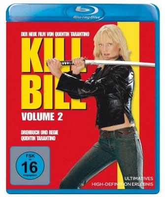 [WOW HD] Kill Bill Vol. 2 (Blu ray) für 6,79€ inkl. Versand