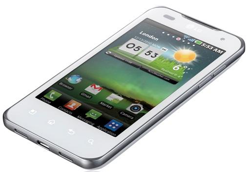 LG P990 Optimus Speed Dual Core Android Smartphone für 194,90€ inkl. Lieferung. (Preisvergleich 264€)