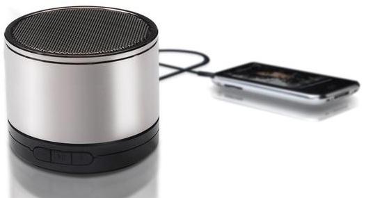 """DIGITUS """"Super Bass"""" Mini Lautsprecher mit Bluetooth und Freisprechfunktion für nur 15,99€ inkl. Versand"""