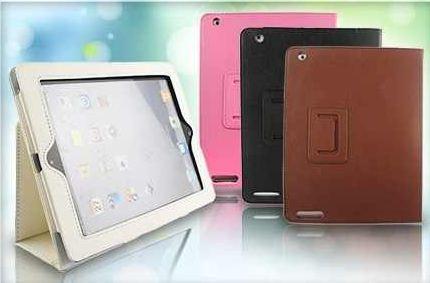 [Groupon] Gutschein: Kunstleder Smart Cover für iPads mit Aufstellfunktion, inkl. Versand 19,99€