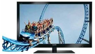 3D TV 47″er FULL HD Toshiba mit Triple Tuner, inkl. Versand nur 699€