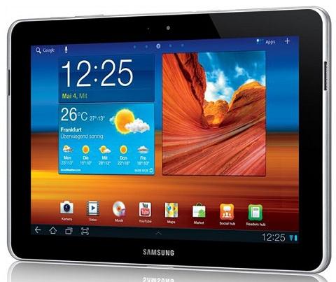 Samsung Galaxy Tab 10.1N 3G + WiFi 16 GB nur 369€ inkl. Versand