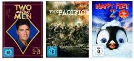 Einige Blu ray & DVD Schnäppchen