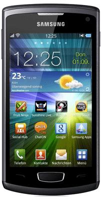 *Der Gewinner!* [Gewinnspiel!] Mach ein kurzes Handyvideo von deinem letzten Deal und gewinne ein Samsung Wave 3 GT