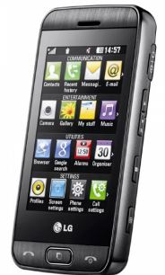 [ebay Wow] Touchscreen Phone: LG GT400 Viewty Smile mit 5MP Kamera, Bluetooth inkl. Versand 59,90€