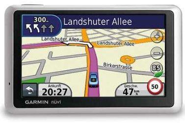 [ebay Wow] Navigationssystem: Garmin nüvi 1350T mit 41 Ländern, inkl. Versand 88€