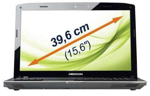 [ebay Wow] 15,6 Notebook: MEDION (B Ware) 39,6cm, i3 2,2GHz mit 4GB und 750GB USB 3.0 inkl. Versand 399€