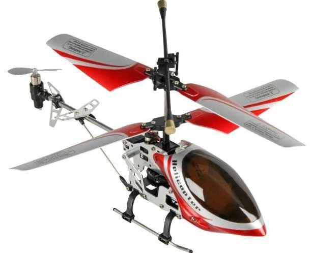 [ebay Wow] Mini Hubschrauber: Falcon X (20cm) in 3 verschiedenen Farben mit IR FB inkl. Versand 14,90€