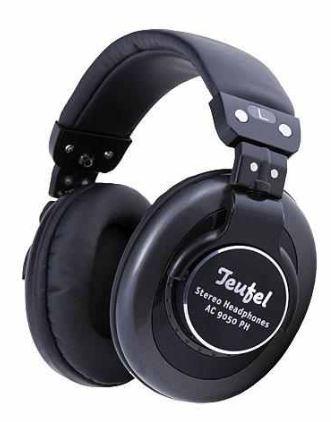 [ebay Wow] on ear Headset: Teufel Kopfhörer Aureol Massive inkl. Versand nur 49,99€