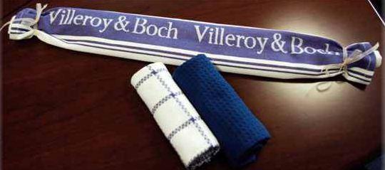 [ebay] Villeroy & Boch: 6tlg. Set Home Elements Küchenhandtücher inkl. Versand nur 9,99€