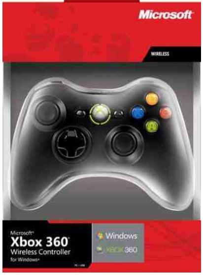 Xbox Game Controller für Xbox 360 für 20€