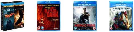 [Zavvi] Price Crash: auf einzelne Artikel bis zu 80% Rabatt (Games, Blu ray, DVD, Music)