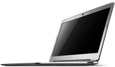 Acer Aspire 13,3″ Ultrabook (Core i5, 4GB, 256GB SSD) für 799€ (Preisvergleich 929€)