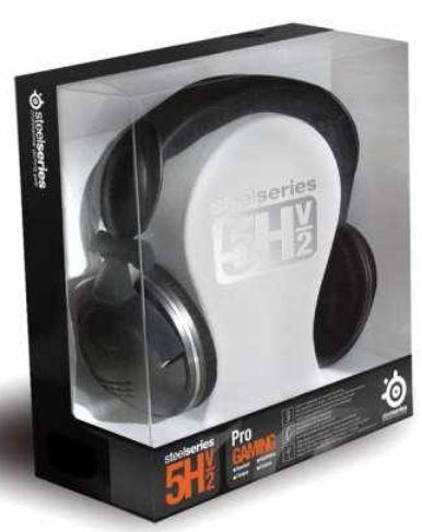 [Amazon] Gamer Headset: SteelSeries 5H v2, inkl. Versand 45,90€