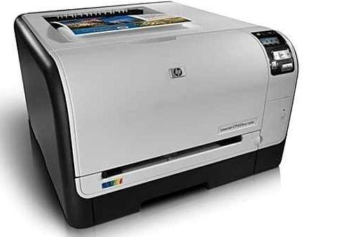 [getgoods] Farblaser: HP Color LaserJet CP1525n, mit LAN, WiFi und USB Anschluss, inkl. Versand 144€