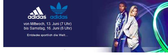 [Vente privee] Adidas Sale: Start heute ab 07:00Uhr!