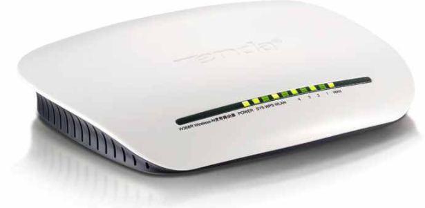 [ebay] 300Mbit WLAN Router: TENDA 300Mbit Wireless mit 11N inkl. Versand nur 28,99€