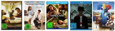 [Konter!] Amazon kontert aktuell auf das neue MediaMarktangebot! (Blu rays & DVDs ab 4,90€)