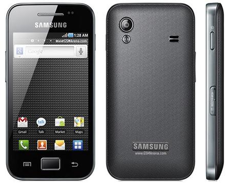 *Günstig!* Samsung Galaxy Ace für 29€ + mobilcom debitel o2 Blue S für 15€/Monat