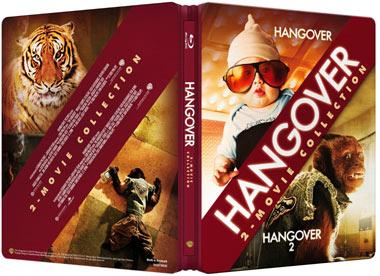[Amazon] Hangover 1 & 2 im Blu Ray Steelbook für 13,97€!