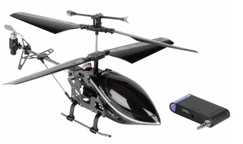[ebay Wow] Fun2Get i Helicopter: IR Mini Helikopter mit elektronischen Gyro nur 19,99€ inkl. Versand (Vergleich 31€)