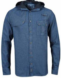 [thehut] Herren Poloshirts und Jeanshoodie ab 11,99€ inkl. Versand