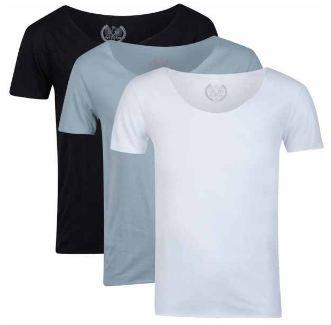 [thehut] 3er Pack Rundkragen T   Shirts und Bedford Shorts ab 10,49€ inkl. Versand